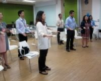 Smart Presentation Skills (Thai) - Tesco Lotus (In-House) - Sep 2013